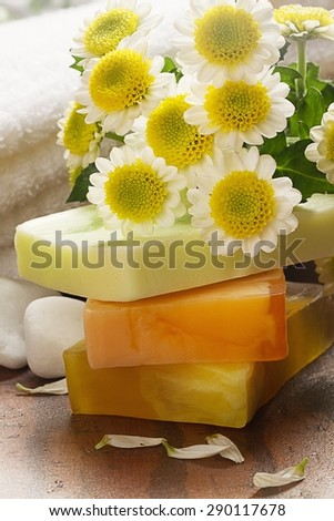 Bar Of Soap, Nature, Spa Treatment.