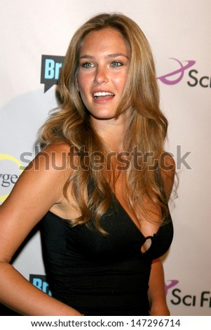 Bar Rafaeli  arriving at the NBC TCA Party at the Beverly Hilton Hotel  in Beverly Hills, CA on July 20, 2008 - stock photo