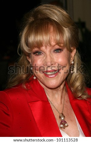 Barbara Eden  at thr Hollywood Walk of Fame's 50th Birthday Bash,  Kodak Theater Grand Ballroom, Hollywood, CA. 11-03-10