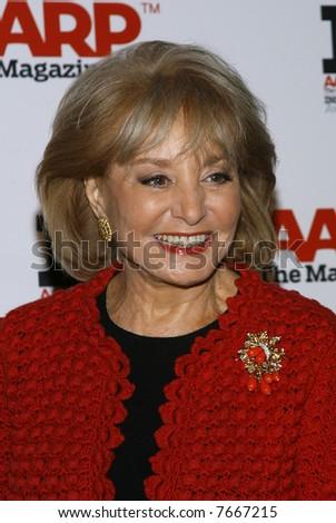 Barbara Walters - stock photo
