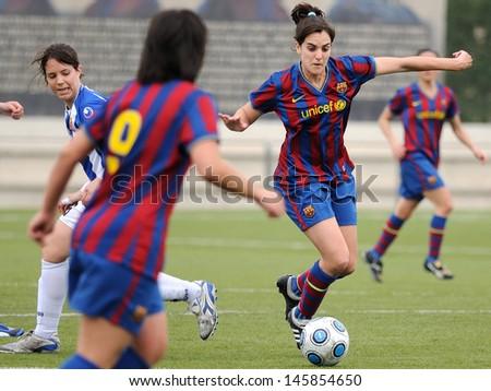 Barcelona Football Barcelona Women's Football