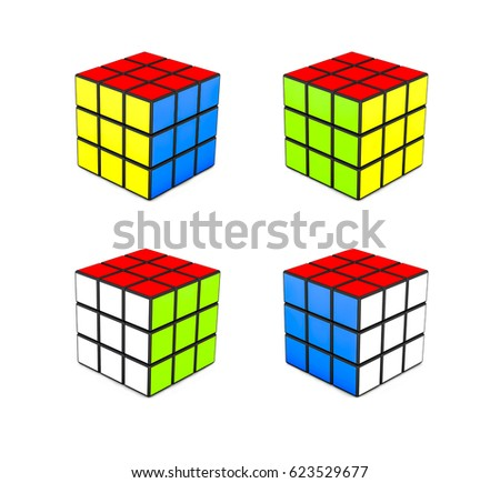 Catwalker 39 s portfolio on shutterstock for Rubik espana