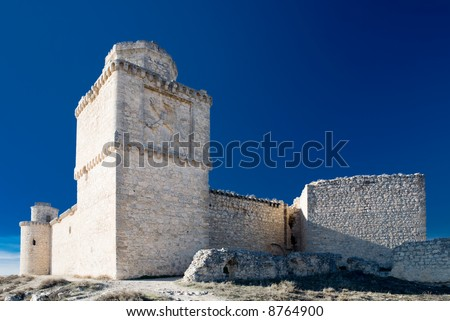 Barcience castle (Castillo de Barcience) is a 15th century castle near Toledo, Castilla La Mancha, Spain.