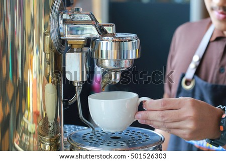 Espresso system pod cappuccino machine