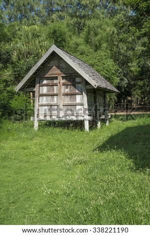 Barn - stock photo