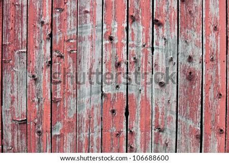 Barn Board - stock photo