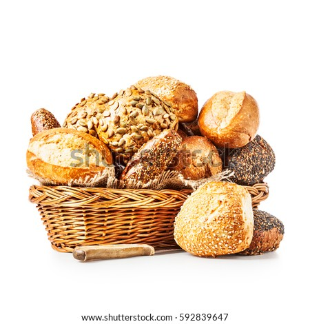 Bread Rolls Stock Images Royalty Free Images Amp Vectors