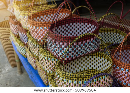 Woven Bag Stock Images Royalty Free Images Amp Vectors