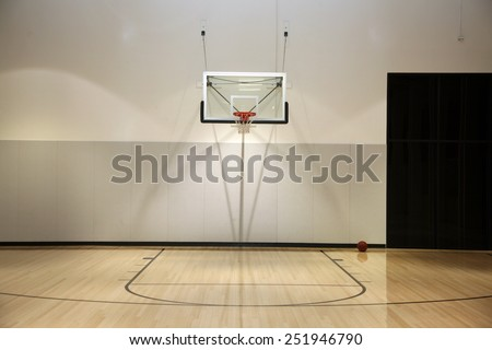Basketball aka Basket Ball - stock photo