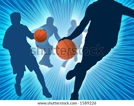 Basketball Art 3
