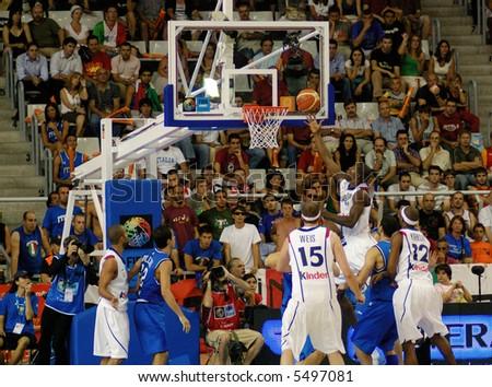 european basketball championship