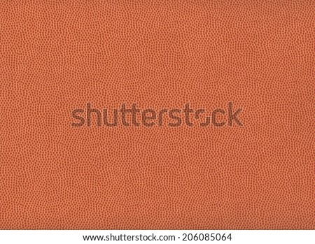 Basketball texture suitable for backgrounds - stock photo