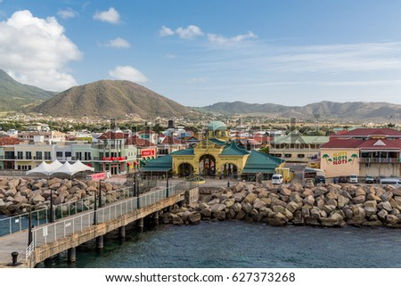 Basseterre stock images royalty free images vectors for Port zante st kitts