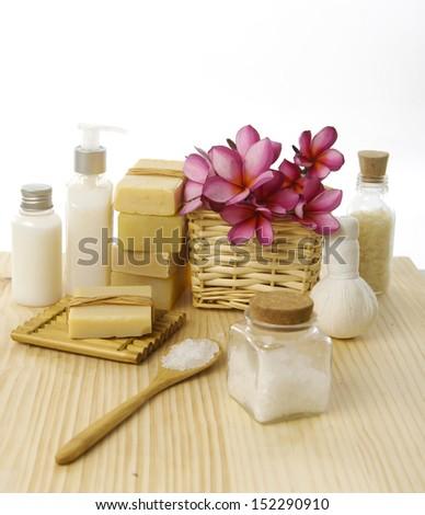 Bath Spa Accessories On Board Stock Photo 152290910 - Shutterstock