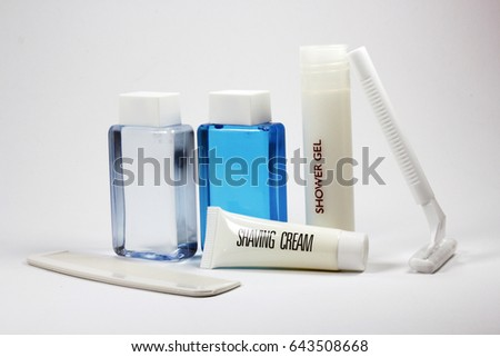 Bathroom Amenities bathroom amenities stock images, royalty-free images & vectors