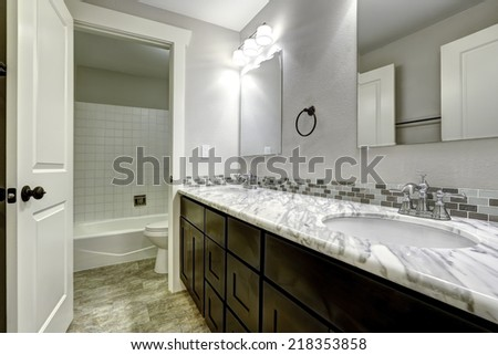 Bathroom Granite granite bathroom stock images, royalty-free images & vectors