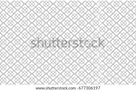 Batik black and white background