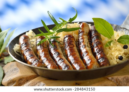 how to cook bratwurst in frying pan