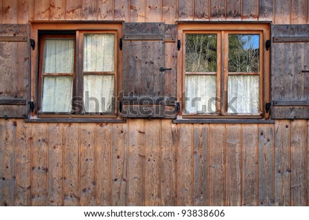 bavarian windows