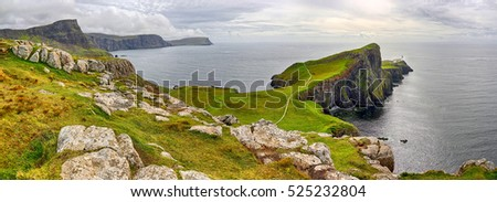 Bay of Neist Point (Isle of Skye, Scotland)