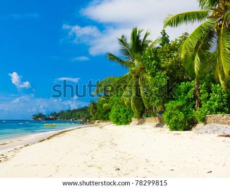 Bay Shore Summer - stock photo