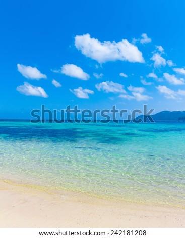 Bay Shore Tranquility  - stock photo