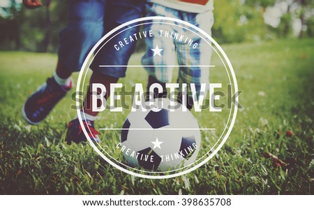 Be Active Energetic Action Exotic Fitness Concept - stock photo