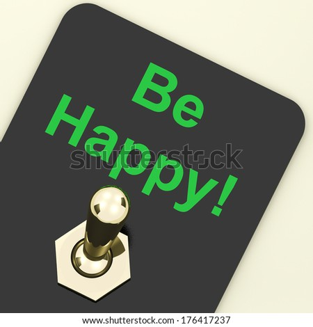 Be Happy Switch