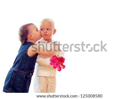 be my valentine - stock photo
