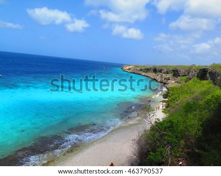 Beach in Bonaire
