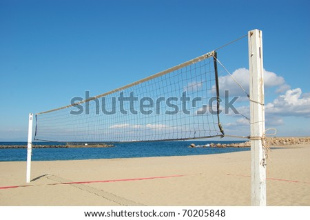 BEACH VOLLEY2