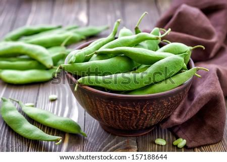 Beans - stock photo