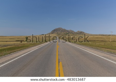 Bear Butte Highway