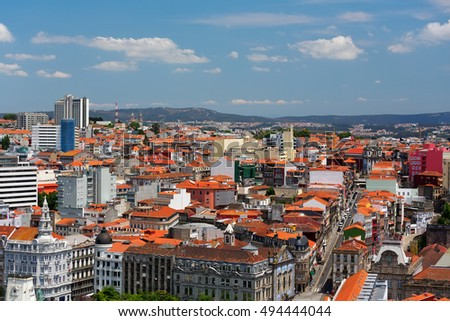 Beatiful city view at Lisbon, Portugal