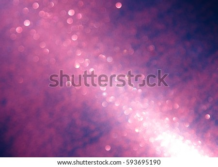 Beautiful abstract background - purple boheh and light as background