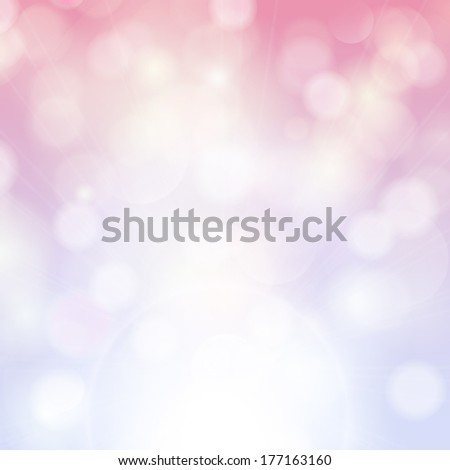 Beautiful abstract background with dreamy soft faded colors.
