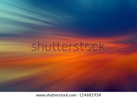 Beautiful abstract colorful background - stock photo