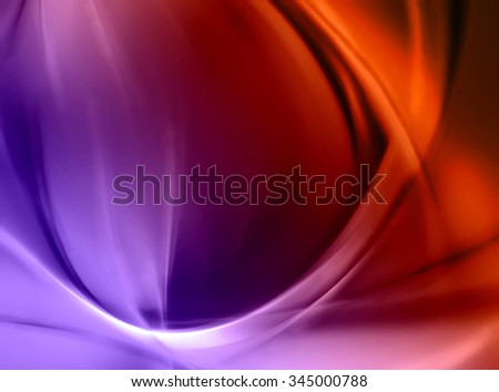 beautiful abstract elegant futuristic background - stock photo