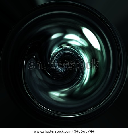 Beautiful abstract of a spinning background.