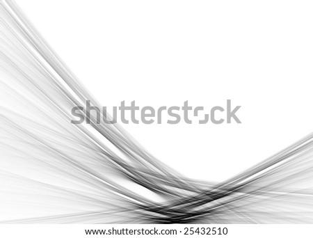 Beautiful abstract pattern - stock photo