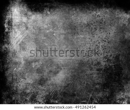 Beautiful abstract vintage grunge background, grey scratched texture