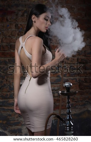girl ass spray drink