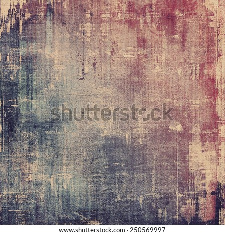Beautiful antique vintage background. With different color patterns: yellow (beige); brown; purple (violet); pink