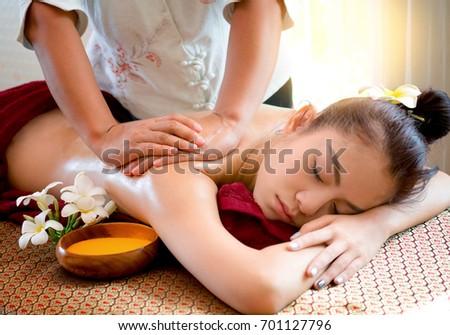 Beautiful Asian Massage
