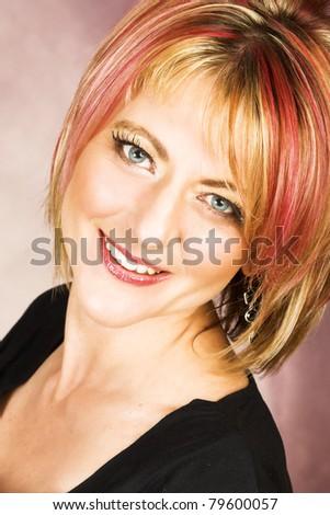 Hair Streaking Styles Hair Streaks Stock Images Royaltyfree Images & Vectors .