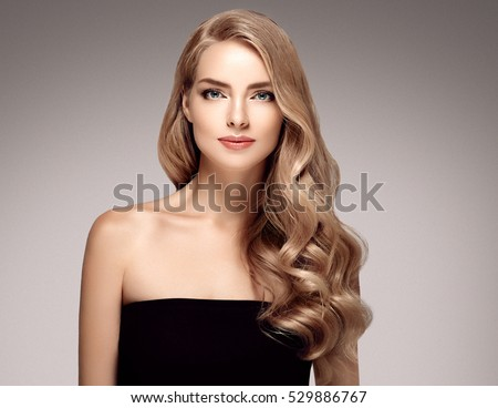 Hairstyle Stock Images RoyaltyFree Images Vectors Shutterstock - Haircut girl model