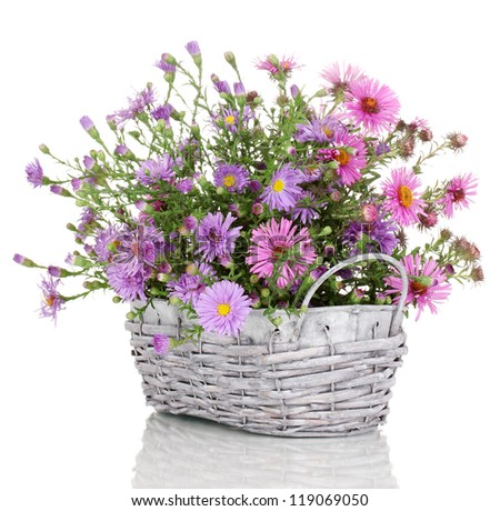 Flores púrpuras rapsodia ramo en enviar flores