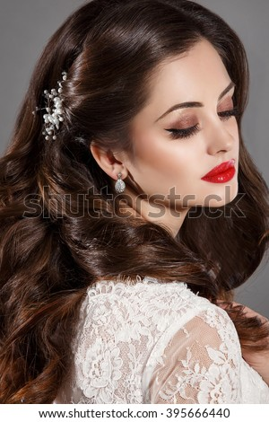 https://thumb1.shutterstock.com/display_pic_with_logo/2457938/395666440/stock-photo-beautiful-bride-portait-wedding-makeup-woman-with-curly-hairstyle-girl-in-bridal-dress-gorgeous-395666440.jpg