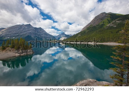 Beautiful Canadian Rockies, Alberta, Canada