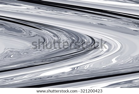Beautiful chrome or metallic background.